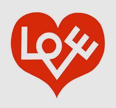 love heart by alexander girard