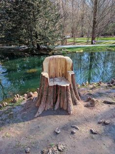 50 Ideas for tree trunk furniture ideas yards