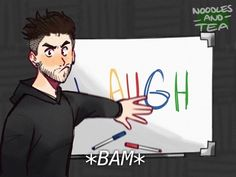 Trendy Funny Things To Send To Friends Laughing 23 Ideas Jacksepticeye Fan Art, Youtube Jacksepticeye, Septiplier Fanart, Darkiplier And Antisepticeye, Cryaotic, Youtube Memes, Funny Quotes, Funny Memes, Jack And Mark