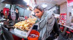 Divnojídlo v Taipei, Shilin night market / Vlog 024 – Maxim Habanec: Source: maxim habanec