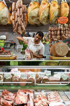 Mercato Centrale di Livorno ~ Lucini, Italy