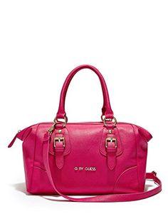 9a29624e7859 Guess Purse   Wallet Set Pink Gulfport Satchel Bag Shopper Handbag Clutch  NWT  Guess  Satchel  5Gables