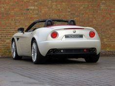 Alfa Romeo 8C Spider for sale at Romans International.