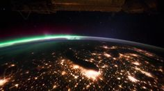 Inspirational ISS timelapse by Project5inc. Video altered to make better than original