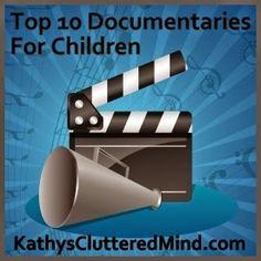 Kathys Cluttered Mind: Top 10 Netflix Documentaries For Children