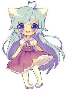 1000+ images about Anime drawings on Pinterest | Chibi, Anime ...