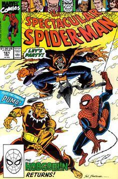 Spectacular Spider-Man #161 (Feb 1990)