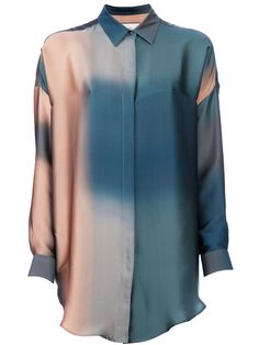 Me Loves! #PaulSmith crazy ombre shirt #Fashion