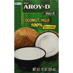 THE BEST Coconut Milk EVER ! Not a beverage, this is Not chunky like cans. Consistency of milk Best Coconut Milk, Coconut Milk Pudding, Coconut Cream, Coconut Flour, Raw Food Recipes, Gourmet Recipes, Primal Recipes, Flour Recipes, Milk Substitute For Cooking
