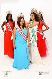 United Nations Pageants : Ms Jamaica United Nations 2016 Kamilah Morrison