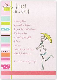 Kick Up Your Heals Bridal Shower Invitation