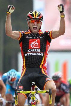 Alejandro Valverde Photo - 2008 Tour de France - Stage One