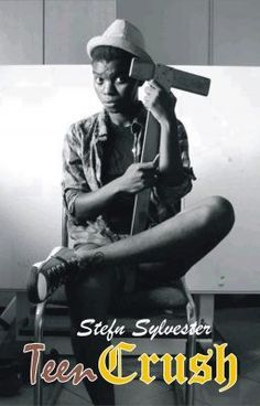 Teen Crush - That Word I Dare To Say...(Teary Smile) - StefnSylvester  http://poetdiary.webs.com/my-diary