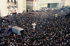 Revolution 16 Decembrie Timisoara Romania Romanian Revolution, Timisoara Romania, Homeland, Great Places, Street View, Sociology, World, Mad, Politics