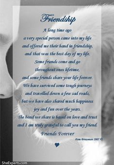 Birthday Quotes For Best Friend Friendship Poems Bff 53 Best Ideas Special Friend Quotes, Best Friend Poems, Birthday Quotes For Best Friend, Friend Sayings, Poems About Best Friends, Forever Friends Quotes, Friend Cards, Special Friends, Best Friendship Quotes