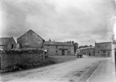 Clondalkin Village 1914 Dublin Street, Dublin City, Old Pictures, Old Photos, Vintage Photos, Photo Engraving, Ireland Homes, Dublin Ireland, Book Of Life
