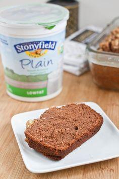 Healthy Chocolate Walnut Bread [Desserts, Gluten-free, Wheat-free, Grain-free, Vegetarian, Coconut flour, Brown rice flour] *