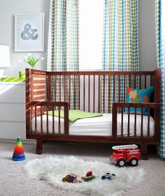 Modern Nursery Design, Pictures, Remodel, Decor and Ideas - page 2 Baby Boy Crib Bedding, Baby Boy Cribs, Baby Boy Rooms, Baby Room, Kids Bedroom Designs, Boys Bedroom Decor, Nursery Design, Bedroom Ideas, Design Bedroom