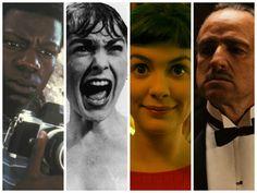 Os 30 filmes mais bem avaliados no IMDB disponíveis no Netflix