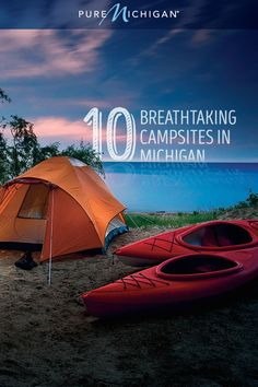[Today and Tomorrow Only]=> This amazing camping checklist Link For Survival Gear Ultimate will look absolutely terrific, need to bear this in mind the very next time I've got a little bit of cash saved. Michigan Vacations, Michigan Travel, Lake Michigan, Vacation Trips, Vacation Spots, Camping Michigan, Michigan Usa, Camping Places, Camping And Hiking