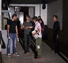 Nove scene filma Move On jučer, 3. kolovoza, snimale su se u Harteri, bivšoj Tvornici papira u Rijeci, čija je dojmljiva unutrašnjost inspirirala redatelja Asgera Letha.