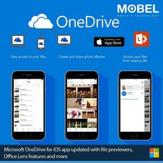 #Microsoft #OneDrive for #iOS (http://apple.co/2hIHLNZ) updated with file previewers Office Lens (http://apple.co/2hxlLYj) features & more