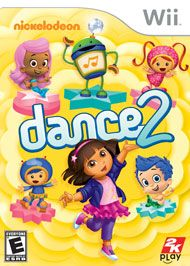 Help your kids get in the groove with Nickelodeon Dance 2 for Wii available at GameStop! $39.99  // Ayuda a tus chicos a aprender pasos de baile con Nickelodeon Dance 2 para Wii, ¡disponible en GameStop!