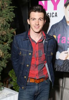 Drake Bell at the NYLON March Issue Launch Party
