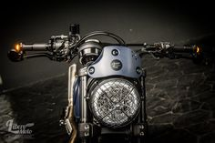 RocketGarage Cafe Racer: Scrambler Plug and Play by Libero Moto