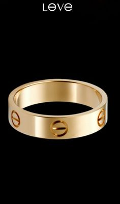 Love ring by Cartier. I want this!