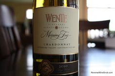 """100% Chardonnay from Livermore Valley, California. SRP of $13 and available for as low as $10. Sample received courtesy Wente Vineyards for review purposes. From the bottle: """"Wente Vineyards, established in 1883, was the first California winery to produce a wine labeled as Chardonnay from grapes grown on its Wente Clone. Today, many of the …"""