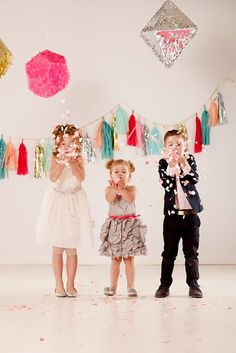 Confetti System Family Shoot + Get the Look Love Photography, Children Photography, Confetti System, Family Shoot, Decoration Originale, Valentines Day Party, Party Photos, Kid Photos, Childrens Party