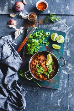Rajma Masala (Red Kidney Beans Stew)