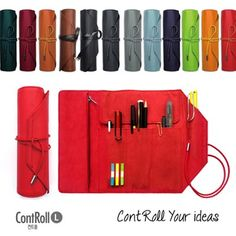 ContRoll(컨트롤) 펜케이스 - L size / 필통/펜파우치