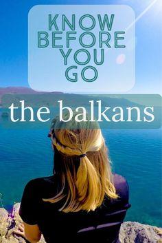 Traveling through the Balkans? Anywhere in Montenegro, Bosnia, Serbia, Croatia, Macedonia, Albania, Romania, Kosovo, or Bulgaria anytime soon? These helpful Balkan travel tips will help you on your way through!