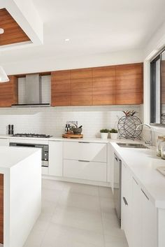 Kitchen Ideas, Kitchen Design, New Home Builders, Display Homes, Dark Cabinets, New Home Designs, Farmhouse Style, Melbourne, Building A House