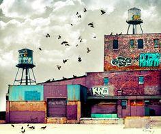 """""""Cityscape"""" - Chicago"""