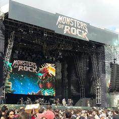 MONSTERS OF ROCK 2015!!! ARENA ANHEMBI