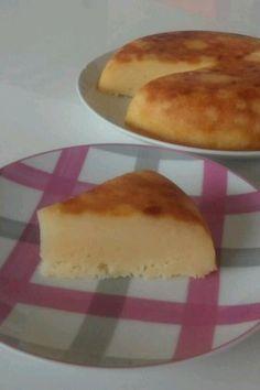 スライスチーズで炊飯器チーズケーキ