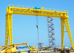 Truss gantry crane for sale: http://ellsengantrycranes.com/single-girder-gantry-crane/.