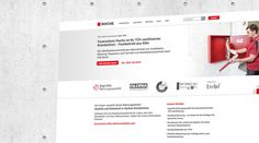 Webdesign, Website for fire protection Web Design, Corporate Design, Website, Fire Safety, Fire, Design Web, Brand Design, Website Designs, Site Design