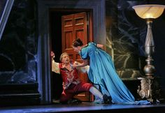 "Powerful voices and dramatic splendor. Here's ""Tosca"" at the Santa Fe Opera. http://www.santafeopera.org/index.aspx"
