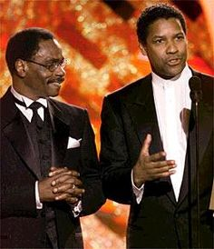 Hurricane Ruben Carter and Denzel!! :') One of my favorite books and movies ever.