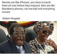 Nollywood Online Gist - Entertainment : Jokes - Famous Rib Cracking memes Of Zimbabwe President, Robert Mugabe Me Quotes, Qoutes, Funny Quotes, Mugabe Quotes, Marriage Jokes, Golden Quotes, Dark Sense Of Humor, Women Be Like, Adult Humor
