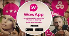 Why join WowApp?   WowApp is free and shares over 70% of revenue/margin with you. From what you earn you can donate to one of the 2,000 Charities in 110 countries or cash out for yourself. The choice is yours!   How to Join WowApp?   Request an invite, create an account and download the app. Start to chat, call and share on mobile, tablet or computer. Earn real money every time you engage with the people in your WowApp network. The bigger your network, the bigger the benefits!   What's…
