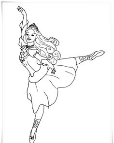 barbie dancing coloring pages httpwwwkidscpcombarbie