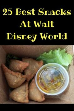 Considering which snacks you want to try? With hundreds of different options it can be hard to decide. Here are the 25 best snacks at Walt Disney World according to CouponingtoDisney readers: Dole Whip (Aloha Isle, Tamu Tamu and Pineapple Lanai) Mickey Pretzel (multiple locations) Churro (multiple locations) Carrot Cake Cookie (Sweet Spells) Strawberry lemonade …