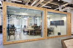 heneghan peng creates open collaborative spaces for airbnb dublin office
