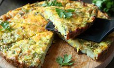 5 Quick and Easy Frittata Recipes