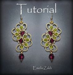 SPECIAL OFFER! Buy three tutorials and the fourth one you will get for free! Send me an information which pattern you want for free in the message